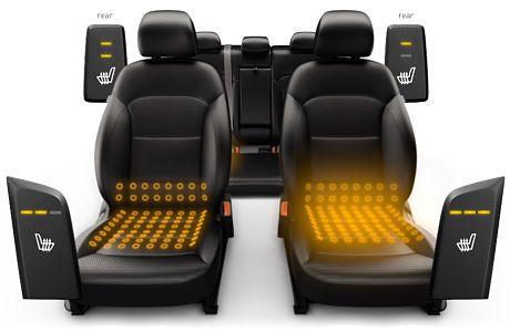 Hệ thống sấy ghế hyundai elantra