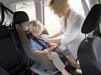 Hệ thống dây đai an toàn sử dụng trên xe ô tô