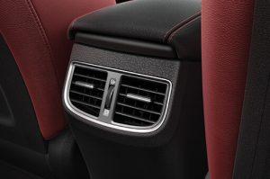 Cửa gió sau Hyundai Elantra Sport