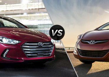 So sánh Hyundai Elantra 2016 và 2018: khác biệt như thế nào?