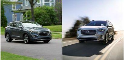 Hyundai Tucson và SantaFe: nên chọn xe nào phù hợp?