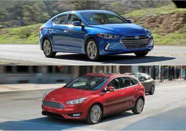 Hyundai Elantra và Ford Focus: xe ô tô 4 chỗ nào là lựa chọn tốt?