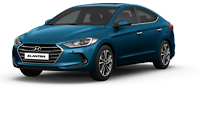 Hyundai Elantra 1.6AT
