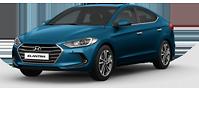 Hyundai Elantra 1.6AT